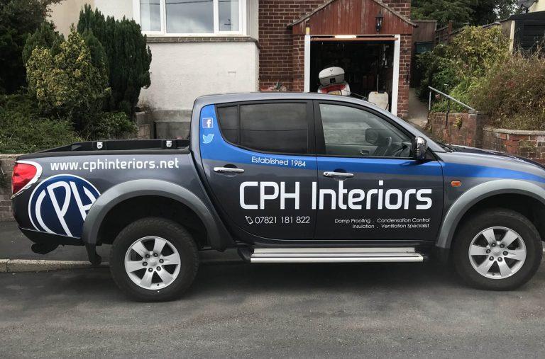 CPH Interiors Van